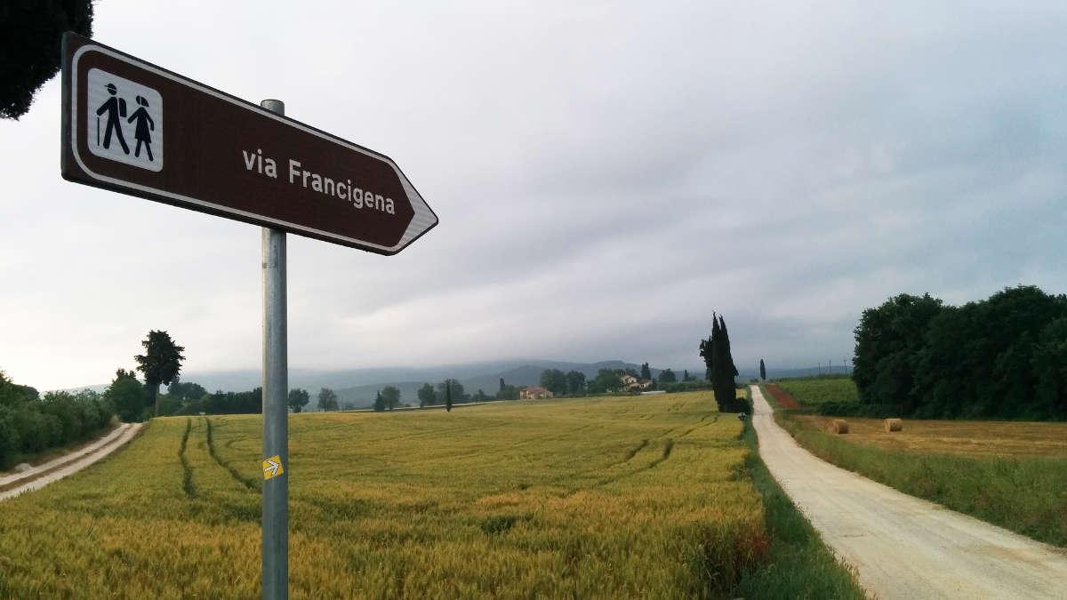 Vie Francigene in Piemonte