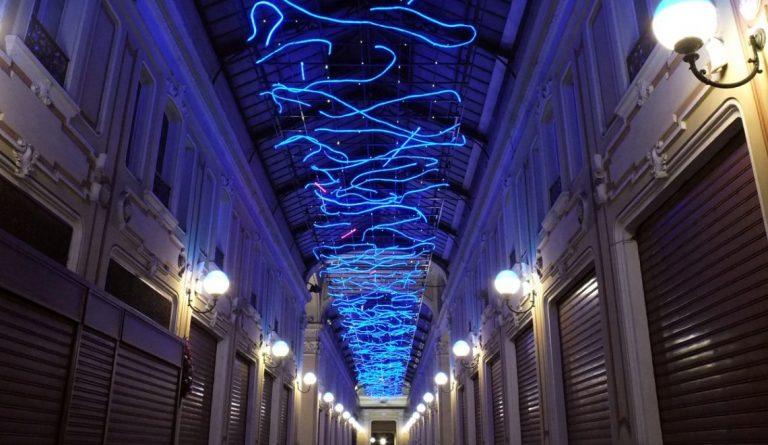 Luci d'Artista a Torino 2020
