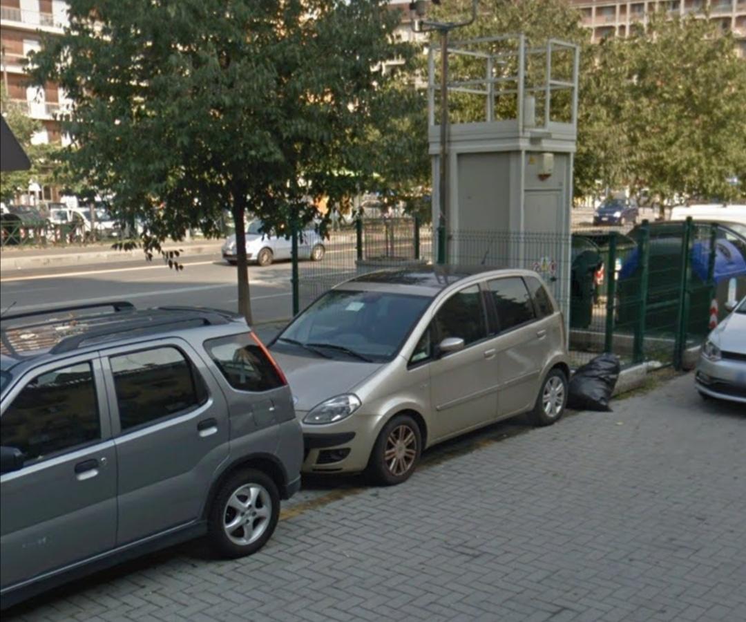 La nuova piazza Carducci a Torino