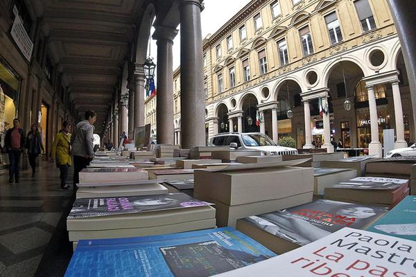 Portici di Carta 2020 a Torino