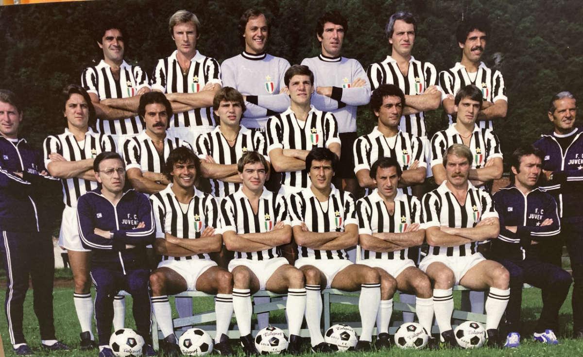 La Juventus di Gaetano Scirea