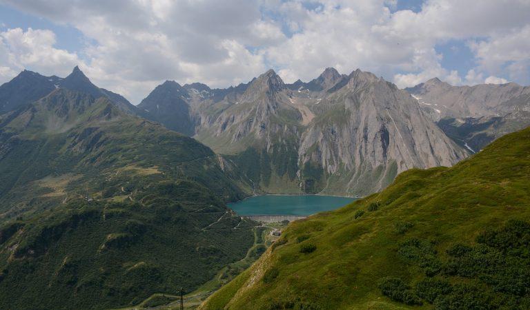Un antico borgo sommerso in un lago del Piemonte: Morasco