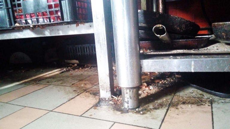 Sequestro ristorante cinese a Torino