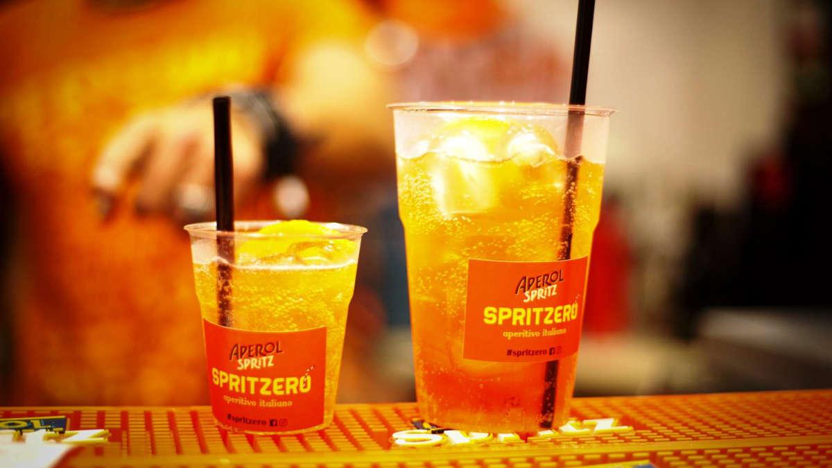 Apre a Torino Spritzerò dedicato allo Spritz