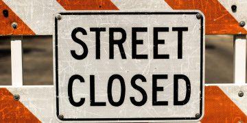 Strade provinciali chiuse al traffico