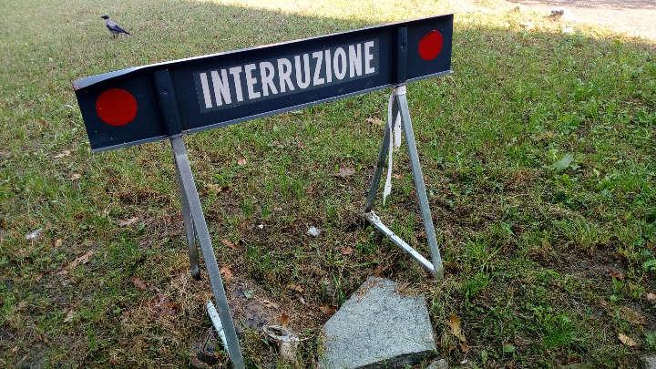 Degrado in via Terraneo a Torino