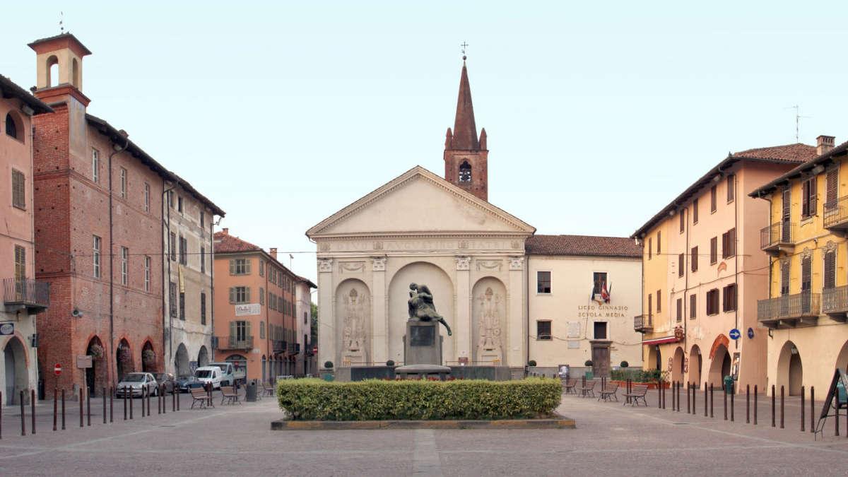 Chiesa di Sant'Agostino a Carmagnola