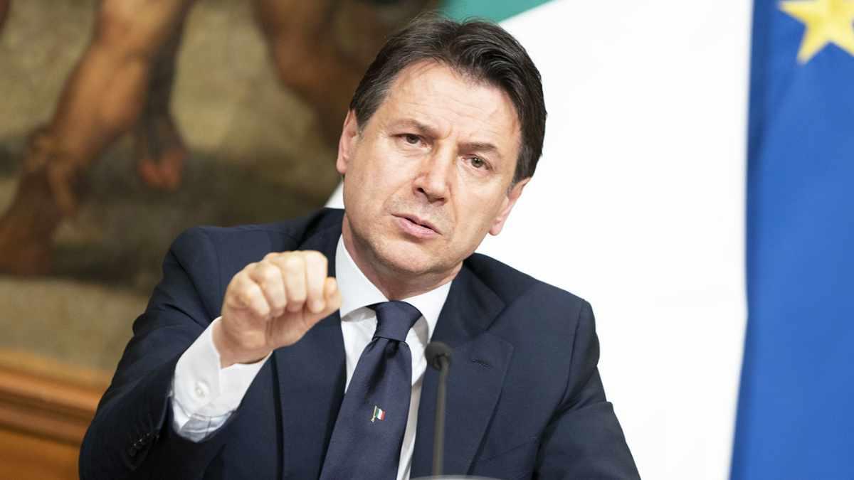 Nuovo Dpcm e Italia divisa in zone