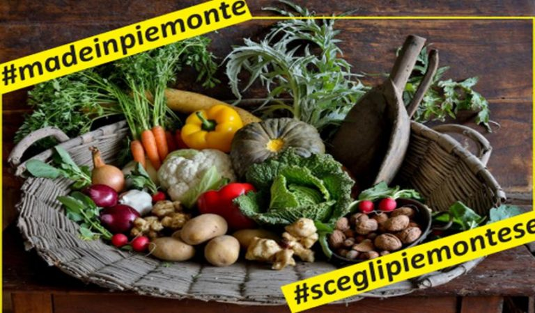 Mangiare Made in Piemonte e Km0 si può, con la consegna a domicilio degli agricoltori piemontesi