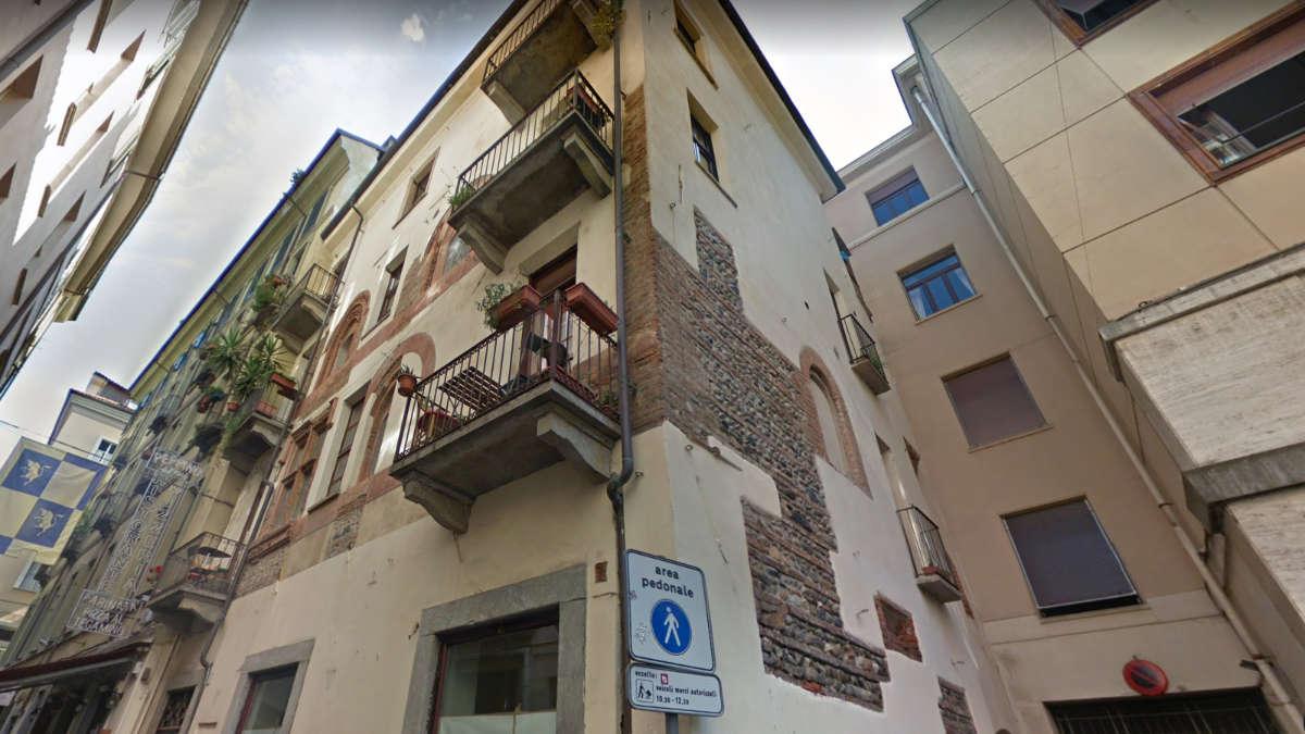 Casa Romagnano a Torino: ci abitava un mago