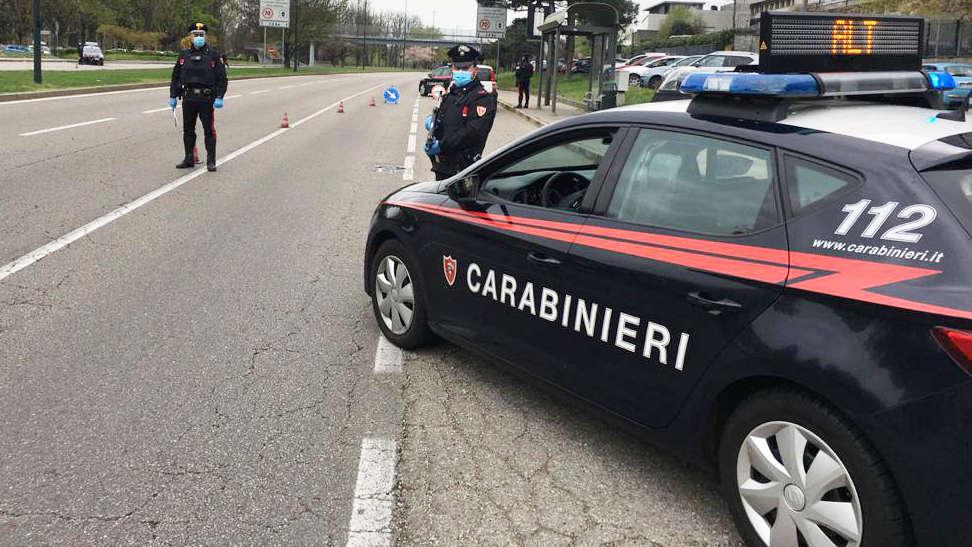 Controlli Carabinieri a Torino