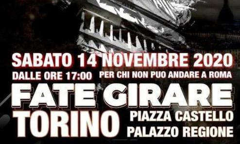 Nuove manifestazioni di protesta a Torino