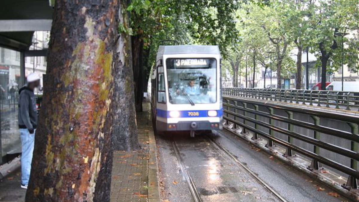 Donna muore investita da tram