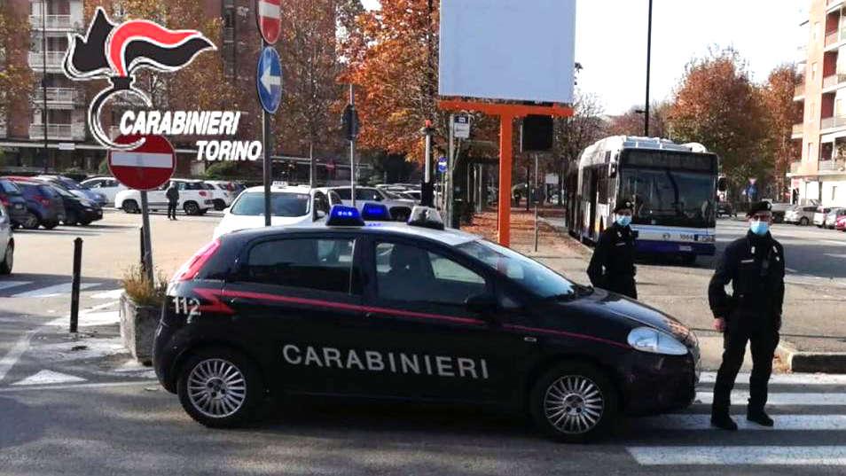 Torino, 6 arresti in 24 ore