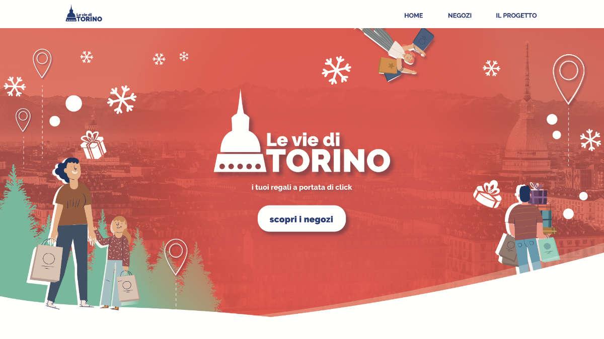 Le Vie di Torino: per lo shopping natalizio