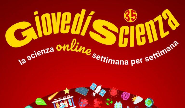 La pandemia non ferma la scienza: la divulgazione scientifica riparte da GiovedìScienza online