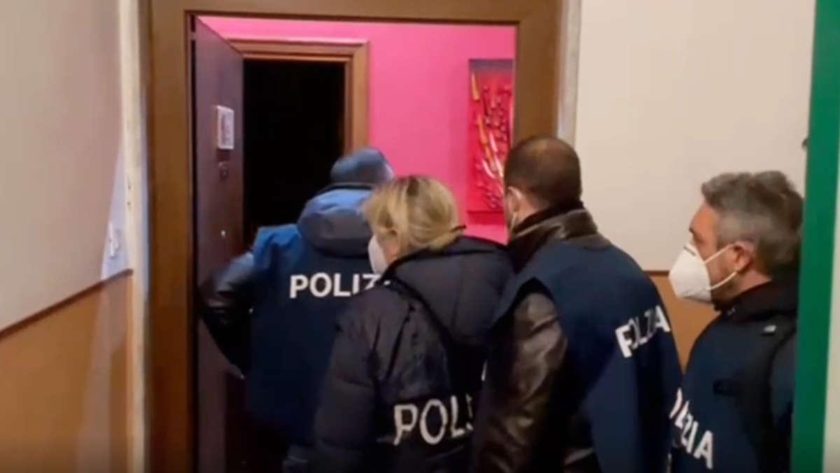 Operazione antiterrorismo a Torino
