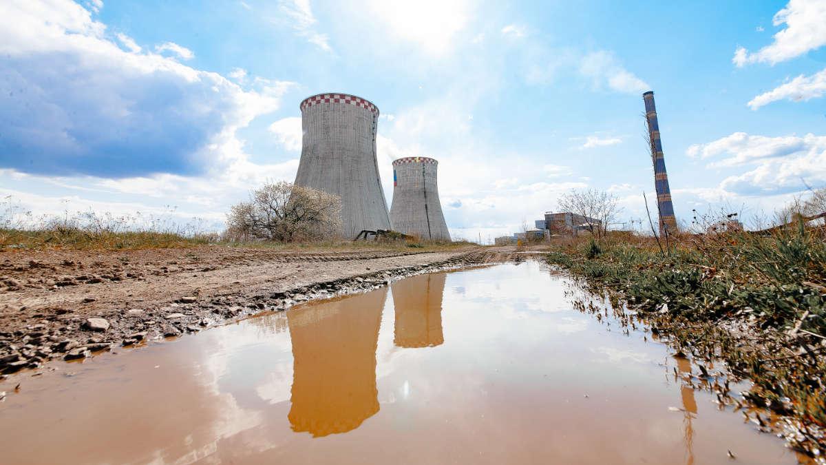 Scorie nucleari in Piemonte