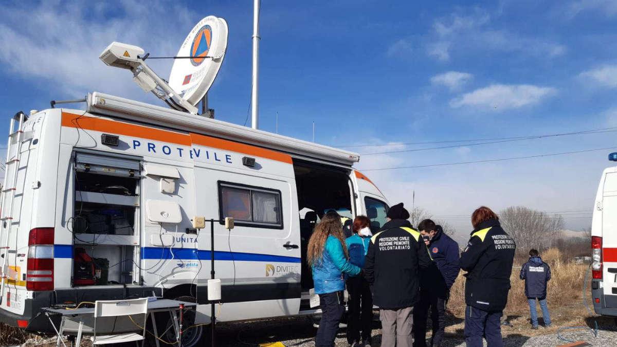 Calamità in Piemonte e Protezione Civile