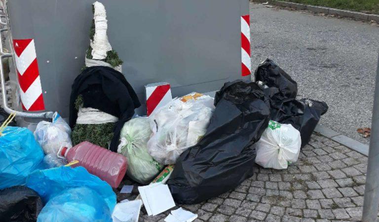 Isole ecologiche a Torino, quando i cittadini non sono tutti uguali