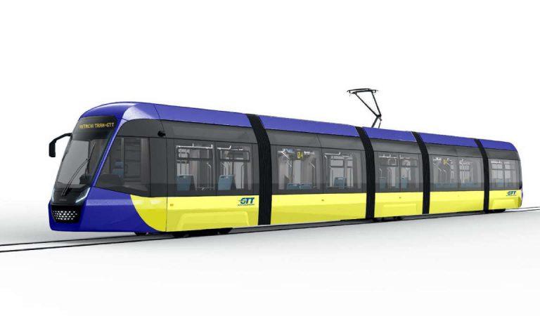 In arrivo a Torino 70 nuovi futuristici tram ecologici