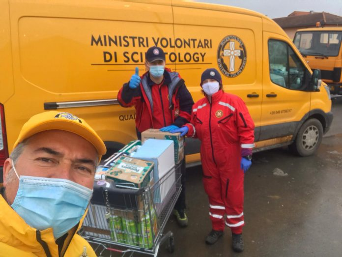 Aiuti alla Croazia per il terremoto