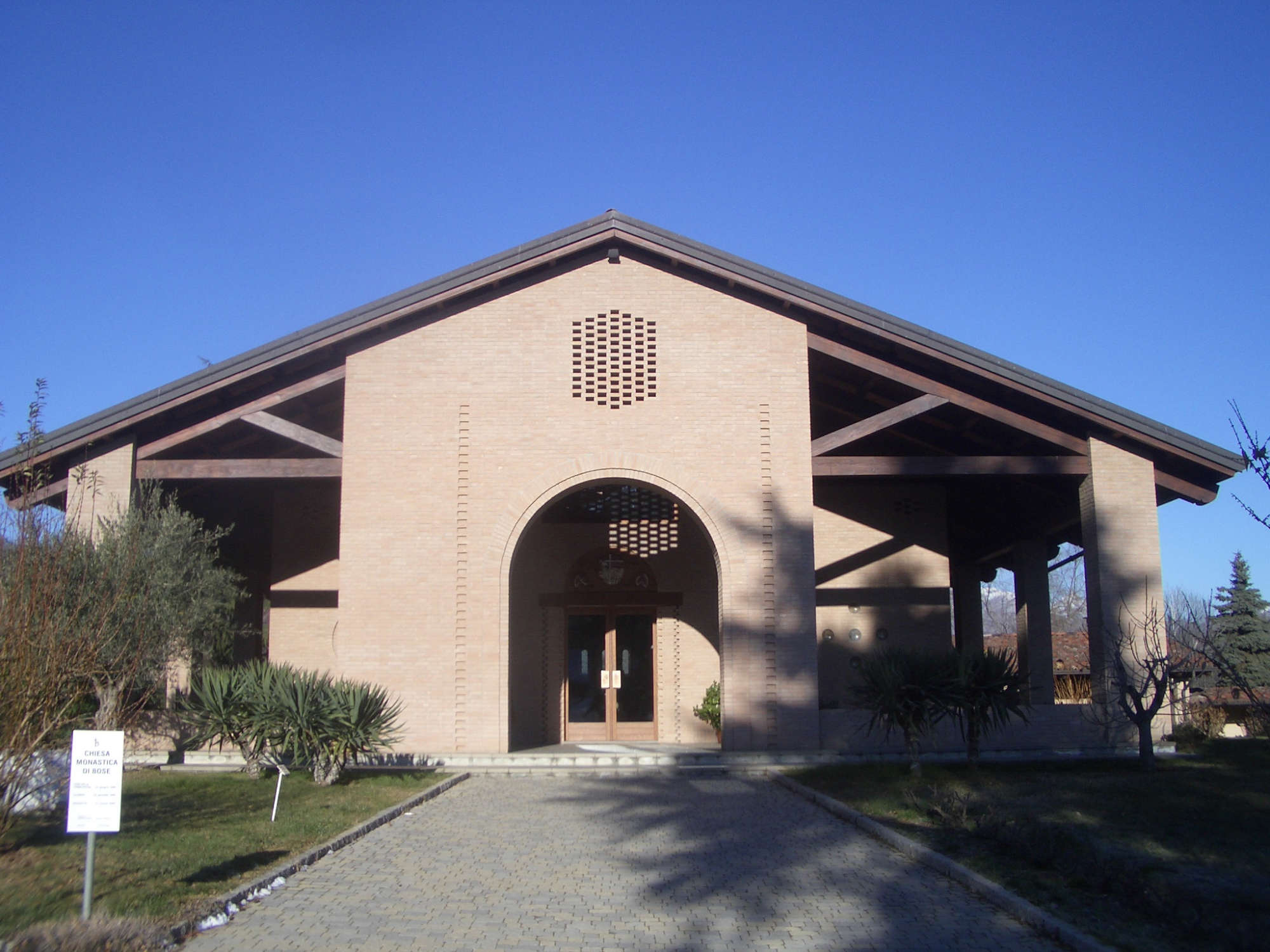 Chiesa Monastero Bose