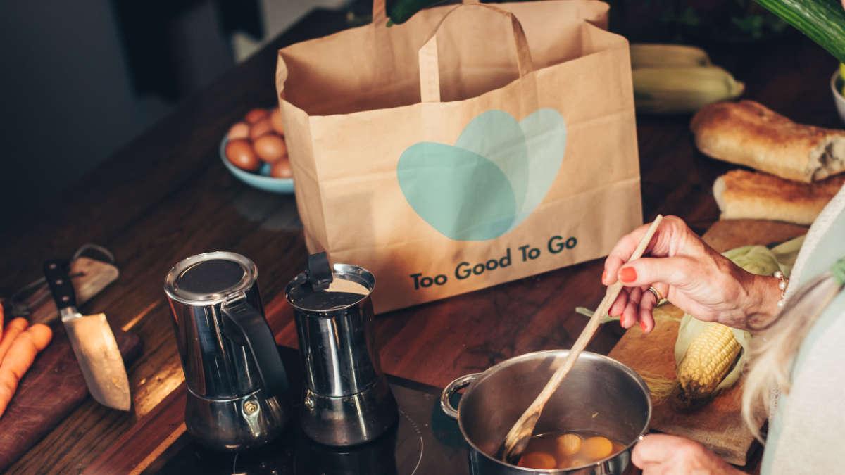 Too Good To Go contro lo spreco alimentare