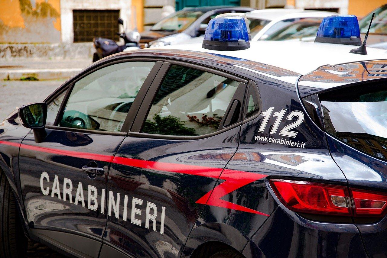 carabinieri torino