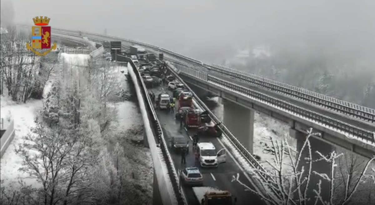 Incidente sulla Torino-Bardonecchia