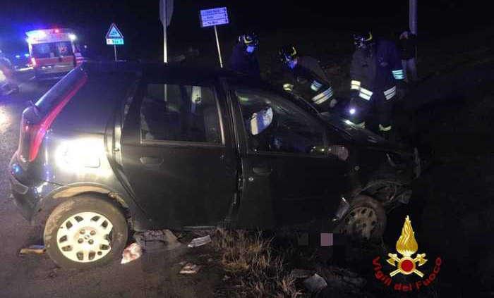 Incidente nel Vercellese: muore bimba