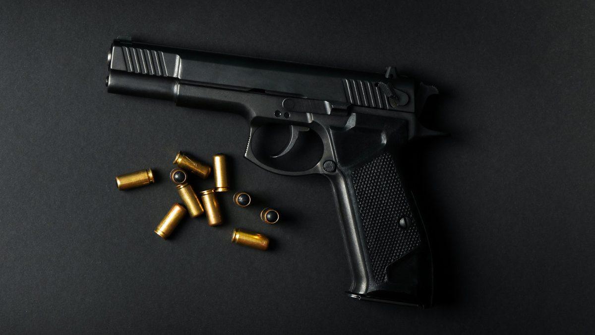 tira fuori la pistola al parco alessandria