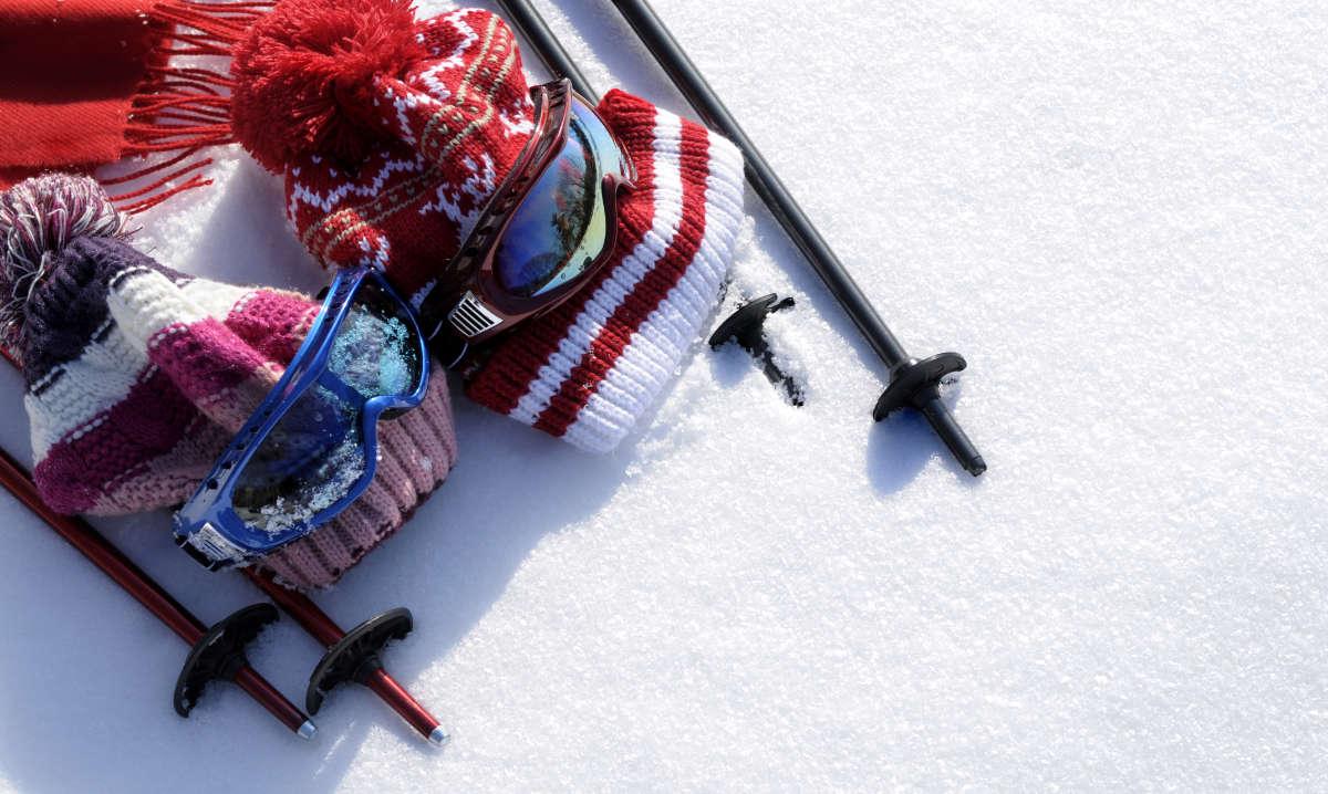 Chiuso lo sci in Piemonte