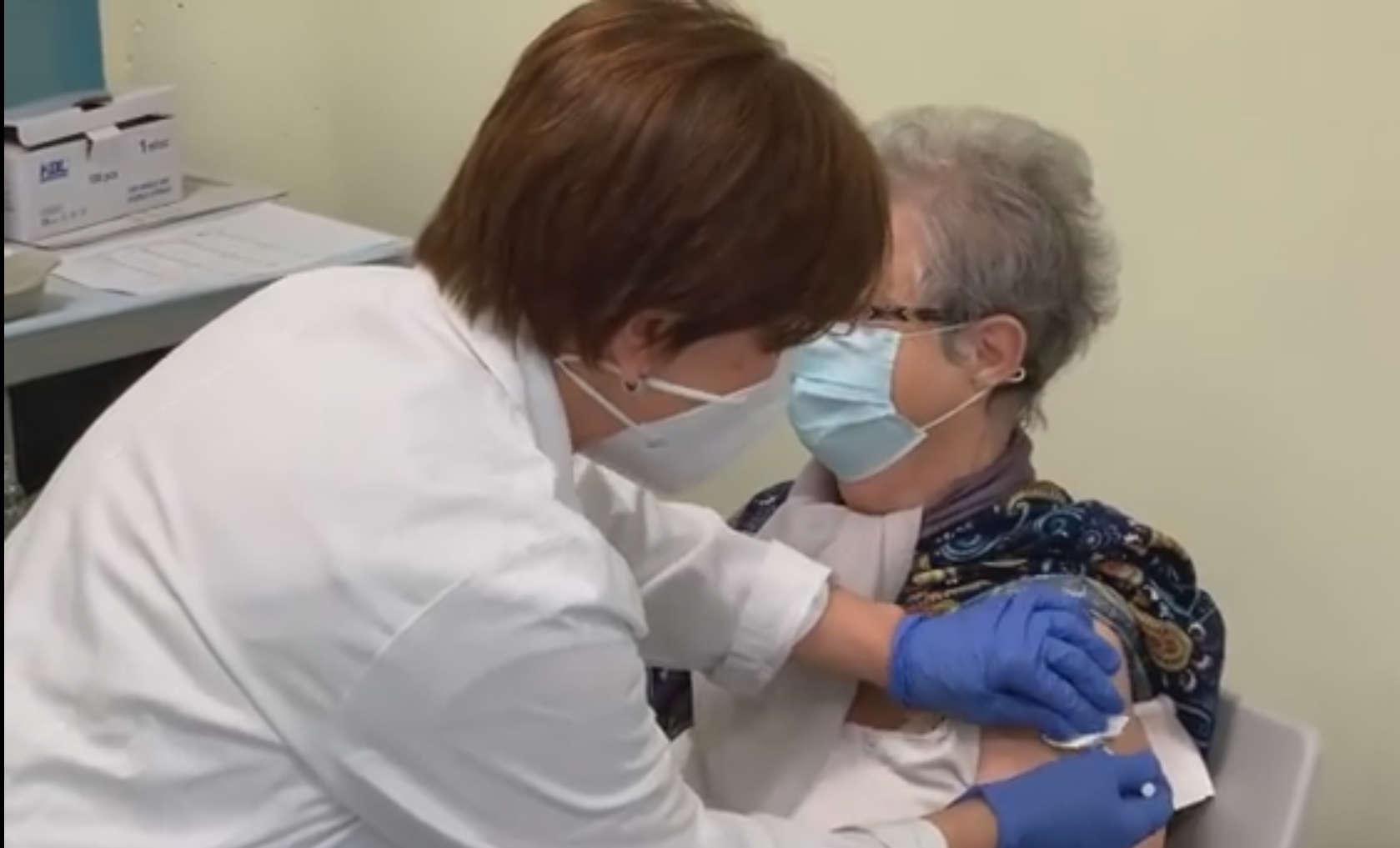Vax Day in Piemonte per gli over 80
