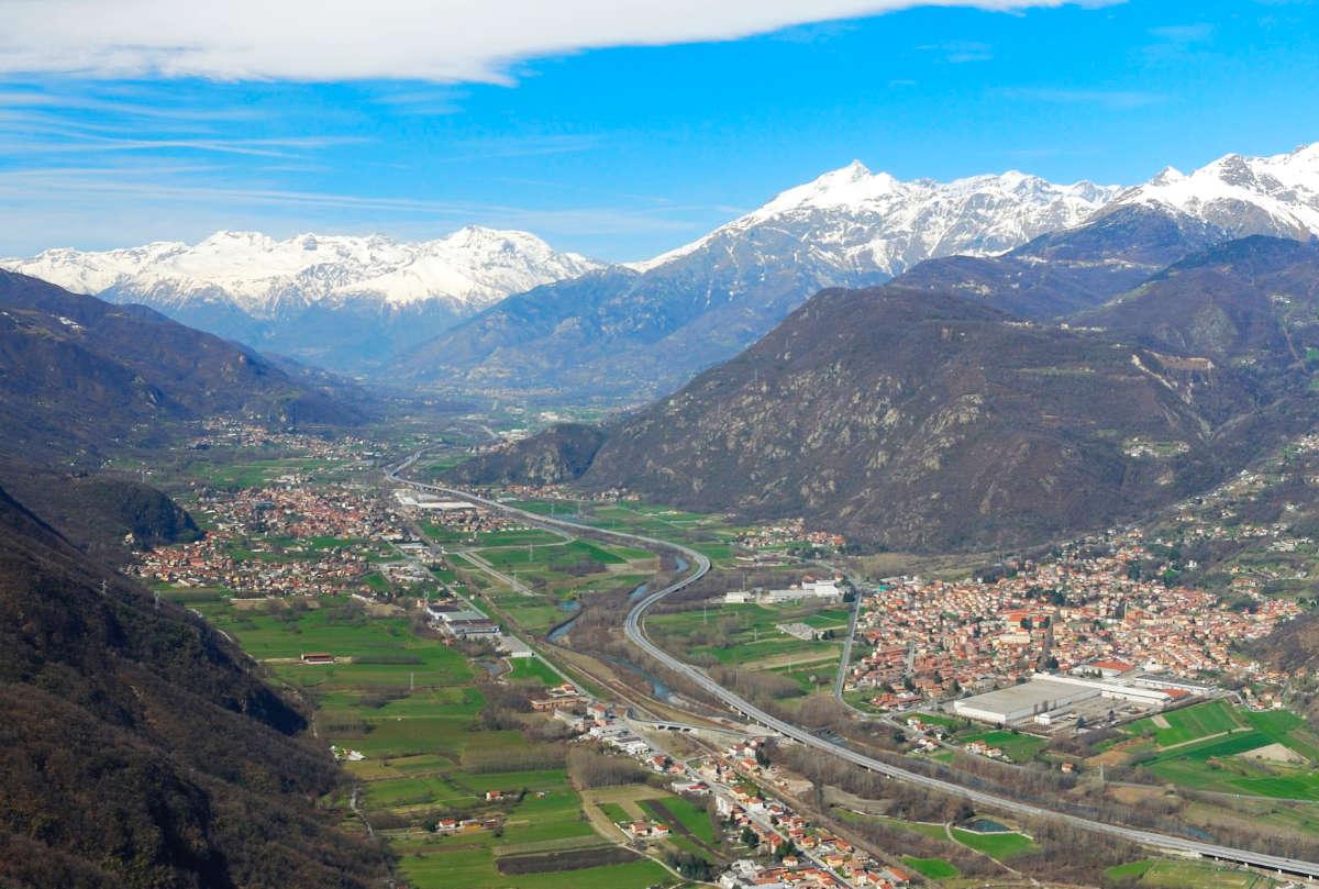 Energia geotermica in Val di Susa