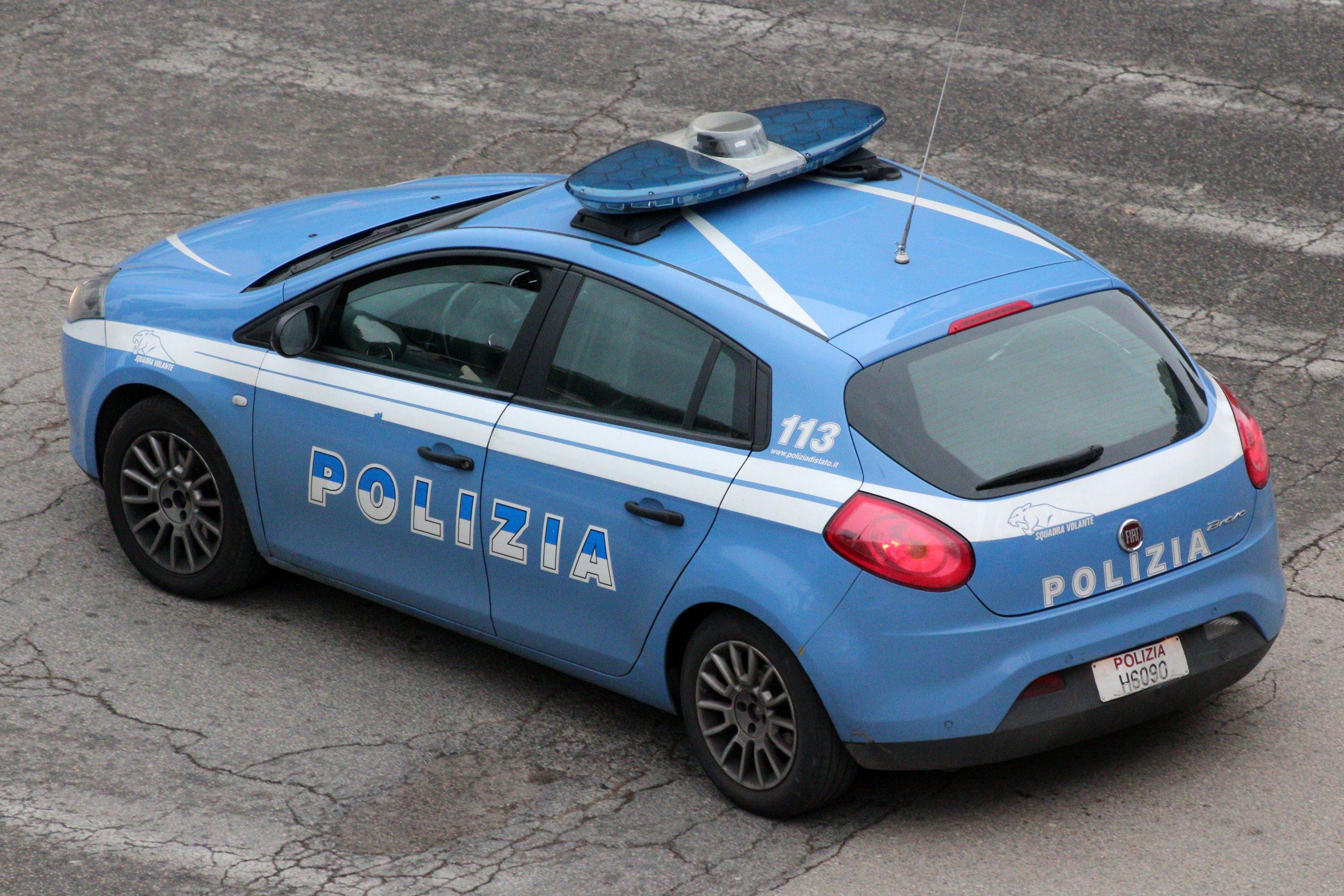 polizia piemonte