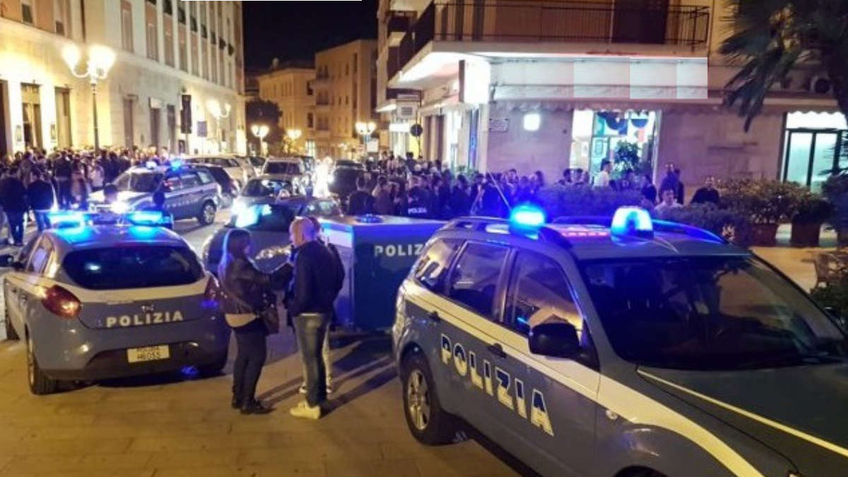 Controlli anti movida a Torino