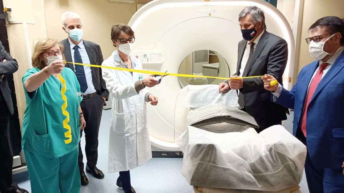 Nuovo tomografo alle Molinette di Torino