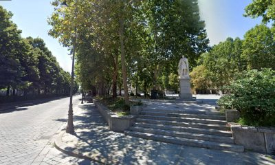 Piazza Arbarello a Torino