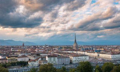 Veduta di Torino