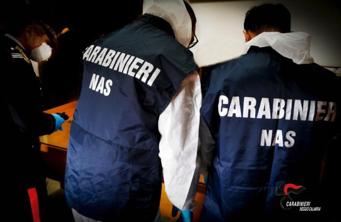 Carabinieri dei NAS