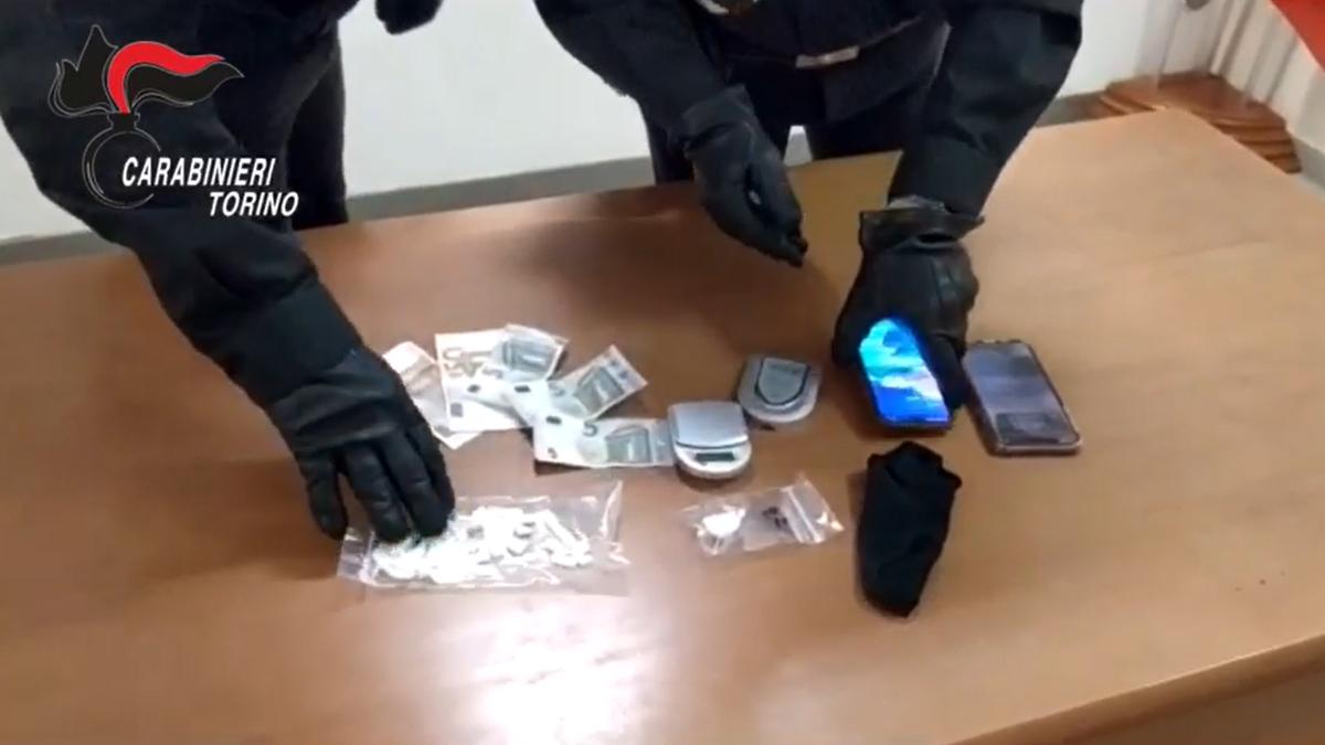 Coppia di coniugi arrestata per droga