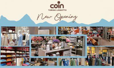 Coin apre al Centro Commerciale Lingotto