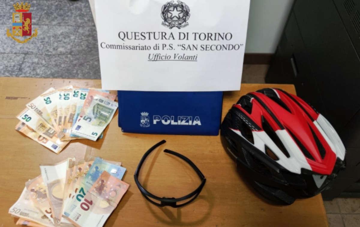 Rapina a Torino