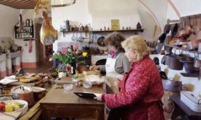 Antiche cucine del Castello di Pralormo