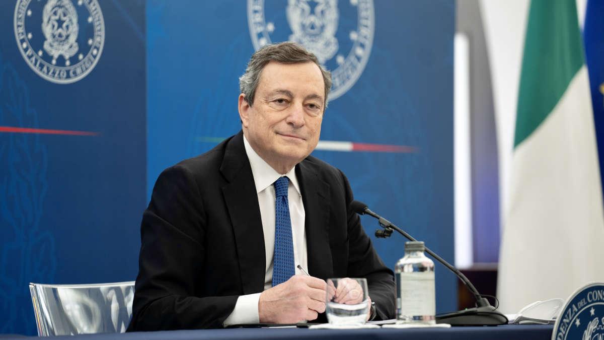 Dpcm Mario Draghi