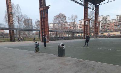Parco Dora - campo da calcio