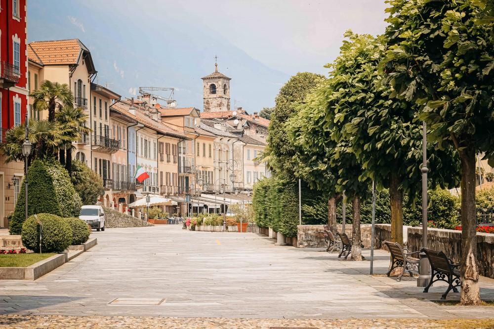 Cannobio sul Lago Maggiore