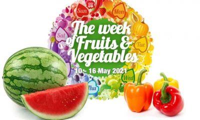 Fruits and vegetable week