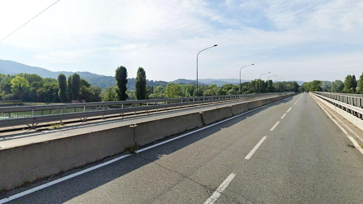 Ponte Diga sul Po Torino